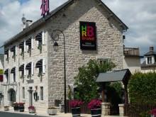 Restaurant gastronomique - Le Rocher Blanc - Hôtel-restaurant Brunel en Lozère